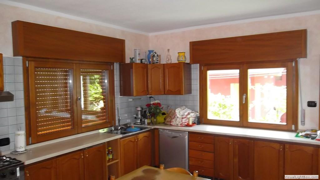 Ra ma le porte e finestre di casa tua for Costo infissi legno alluminio