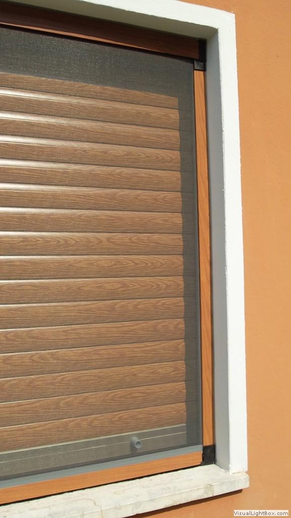 Tapparelle per finestre idee per la casa - Finestre pvc con tapparelle ...